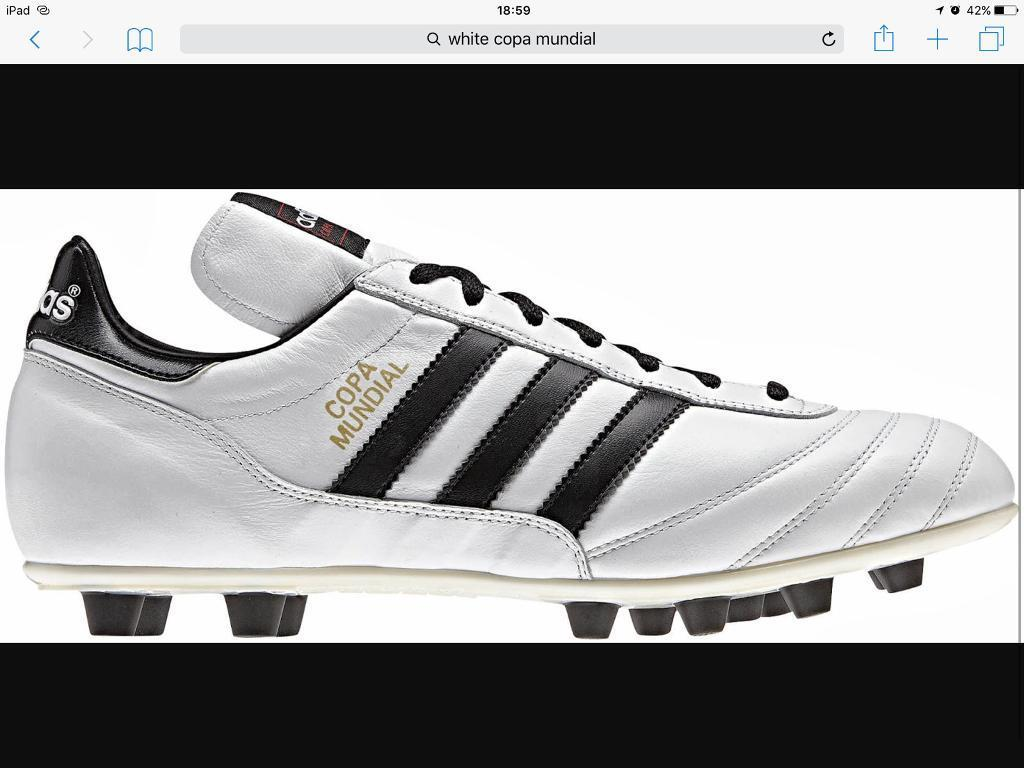 Football boots size 10in Blyth, NorthumberlandGumtree - Limited edition copa mundial football boots size 10, only worn once as dont play anymore, paid £180 for them wil take £60