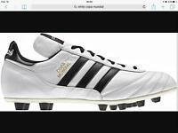Football boots size 10