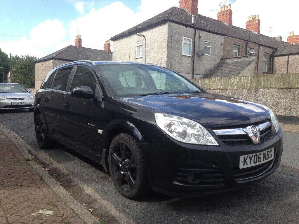 Vauxhall Signum 1.9 Diesel 150bhp