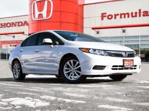 2012 Honda Civic $100 PETROCAN CARD NEW YEAR'S SPECIAL!