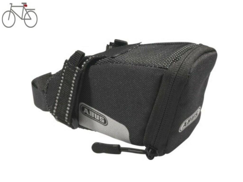 Abus Fahrrad Satteltasche Onyx ST 2085 Klettverschluss
