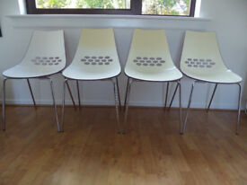 Calligaris Dining Chairs (x4)