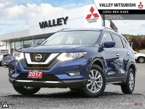 2017 Nissan Rogue SV - BACKUP CAMERA, ALLOY WHEELS,ALL WHEEL DRI