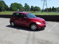 Chrysler PT Cruiser 2.0 Touring 5 Door ★ ★ LOW MILEAGE ★ ★ FULL SERVICE HISTORY ★ ★12 MONTHS MOT ★