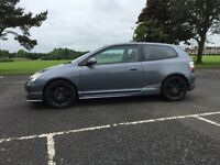 Honda Civic TYPE R 2.0 I VTEC 54 PLATE (EXCELLENT CONDITION)