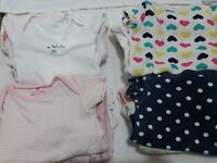 Premature to 1 month old baby clothes