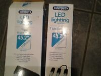 Interpet led lighting system bright white & blue moon
