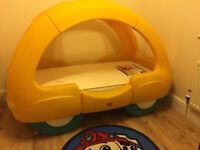Little Tykes Cozy Coupe car bed