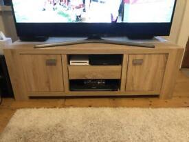 Next Corsica large tv unit