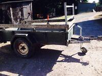 £395 Ono ifor Williams 8x4 nice trailer