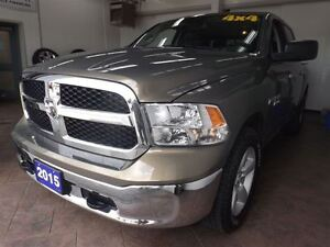 2015 Ram 1500 SLT 4X4 CREW CAB 5.7L Kitchener / Waterloo Kitchener Area image 8