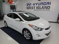 2012 Hyundai Elantra Limited CUIR/TOIT/MAGS