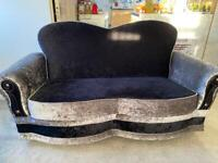 Sofa / sofa bed 2 seater + 3 seater + coffee table
