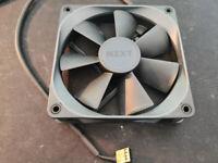 NZXT Aer P 120mm Static Pressure PWM Fan RF-AP120-FP radiator AIO watercooling
