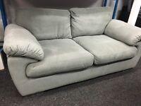 New / Ex Display - dfs Grey 3 Seater Sofa