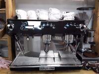 Rosetta commercial coffee machine