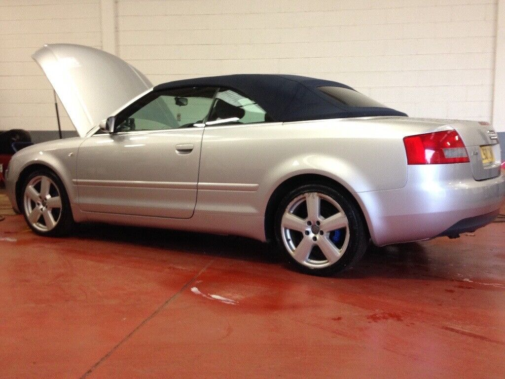 Audi A4 Convertable In Kelso Scottish Borders Gumtree
