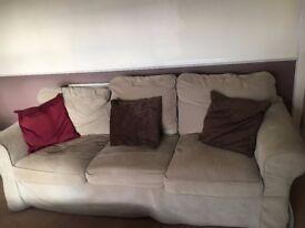 IKEA Sofa 3 Seater Modern & Comfortable