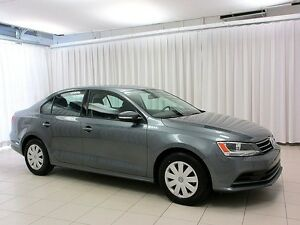 2016 Volkswagen Jetta VW CERTIFIED! 1.4L Turbo! Trendline Plus!