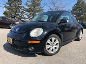 2010 Volkswagen New Beetle Coupe Comfortline TWO SETS OF TIRES!