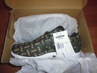 NEW Adidas Flux ZX Trainers Size 8 (not fake)