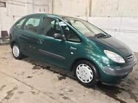 Citroen Xsara Picasso 1.6, MOT:March 2018 LOW MILES, Drives Perfectly only £399
