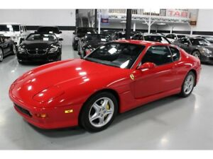 1999 Ferrari 456M GTA LOCAL ONT CAR CLEAN CARPROOF