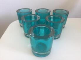 Candle holders 6pack