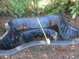 Preformed pond 2ft by 3ft by 4ft £40 or make an offer
