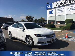 2015 Chevrolet Impala LT|B.up Camera|Leather|Alloys|Bluetooth|Ke
