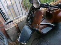 Vespa cosa 200 cc parts or repair