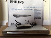 PHILIPS DVD Player DVP3020 Like New Condition