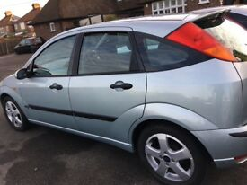 Ford Focus 1.6 Edge 5 door hatchback