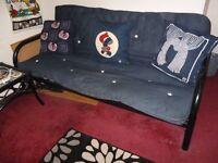 Futon Sofa Bed -