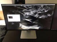 """Dell UltraSharp U2715H 27"""" 2K QHD IPS Monitor (Perfect Condition, No Box)"""