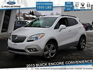 2013 Buick Encore **CONVENIENCE*AWD*AUTOMATIQUE*CRUISE*A/C**