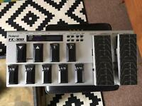Roland FC-300 foot switch midi controller