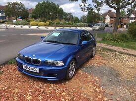 BMW e46 Clubsport