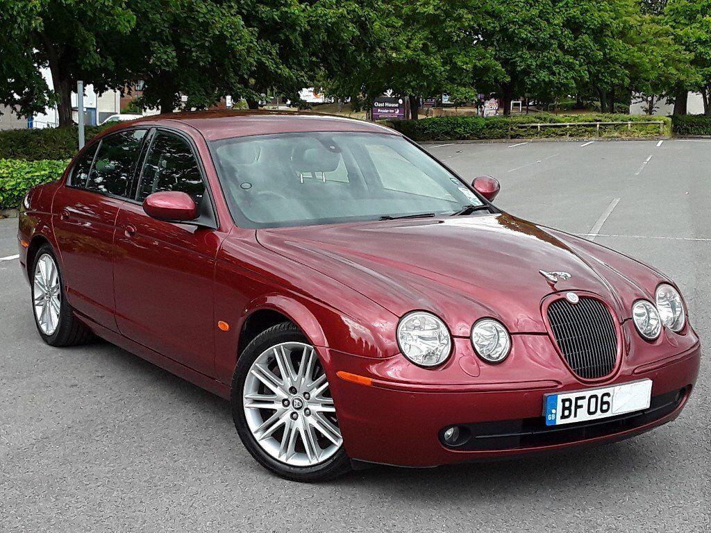 2006 Jaguar S-Type 3.0 V6 Sport Auto. Full 12 months Mot ...