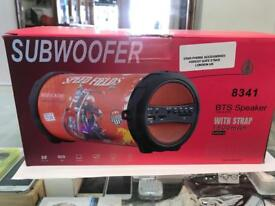 SUBWOOFER High quality Bluetooth loud speaker