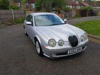 2003 Jaguar S-Type 2.5 V6 SE 4dr Automatic @07445775115 Low+Mileage+2 Keys+Auto+Petrol