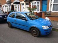 Vauxhall Corsa 2004 (53) v low mileage lady owner (great for first time buyers)