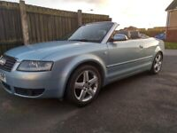 Used Audi A4 Convertible Cars For Sale In Scotland Gumtree