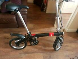 Brookyness folding electric bike