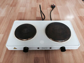 Hot plates / Double boiling ring 2500W