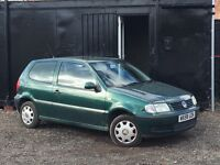 ★ VOLKSWAGEN POLO 1.0L *ONLY 1.0L ENGINE* + IDEAL FIRST CAR ★