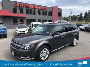 2015 Ford Flex SEL AWD w/NAV, Leather, Roof