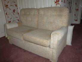 2 seater Sherborne Silverdale sofa