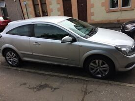 Vauxhall Astra Silver 1.4 LOW MILAGE NEEDS SOLD QUICKLY