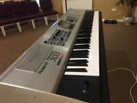 Roland Fantom X8 fully weighted 88 keys